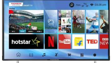 Thomson intoduces new 50-inch and 55-inch Smart TVs in India starting at INR 33,999