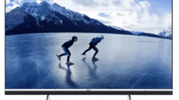 Nokia 55-inch 4K Smart TV Launched in India for INR 41,999