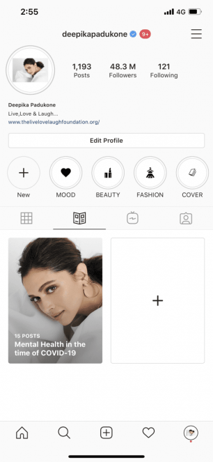Deepika Padukone and Instagram partner to support well-being with 'Guides' in India