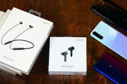 OPPO Enco W31 True Wireless Headphones and M31 Neckband Wireless Headphones