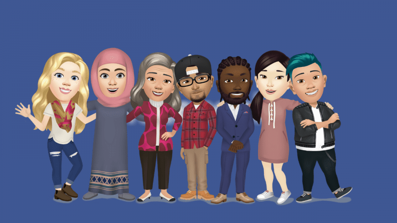 Facebook has now started rolling out its new customizable avatars in India after first launching them internationally in 2019. Similar to Bitmoji (fro