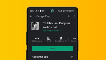Clubhouse App is now on Android