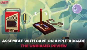 Assemble with Care on Apple Arcade