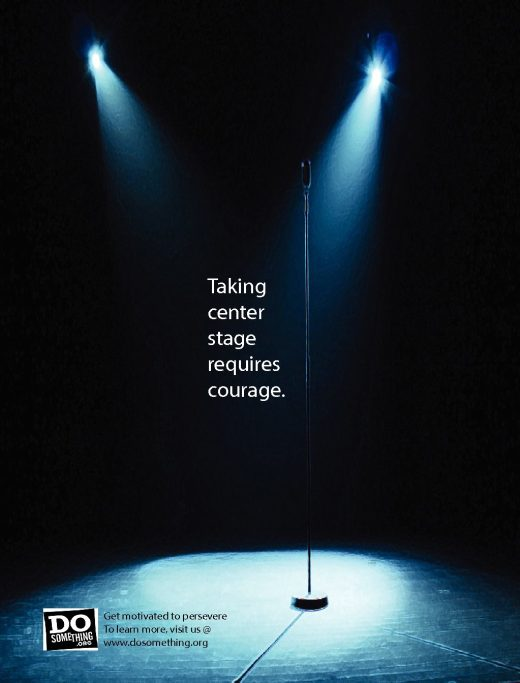 78- Courage Ad