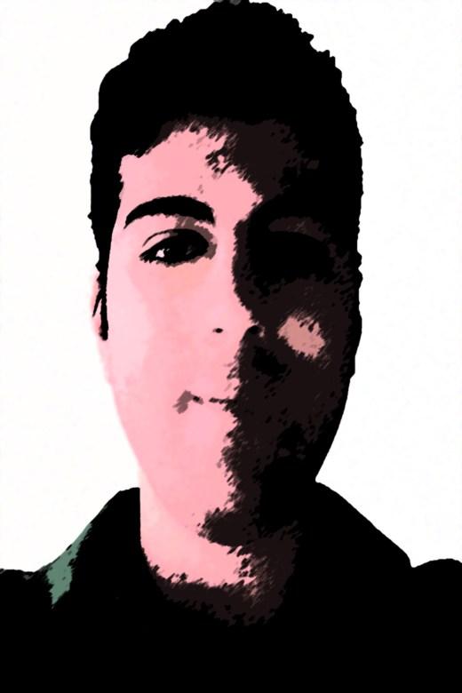 48- Photoshop Self Portrait