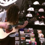 Puppet to the Man – Review of Kurt Vile at Newbury Comics
