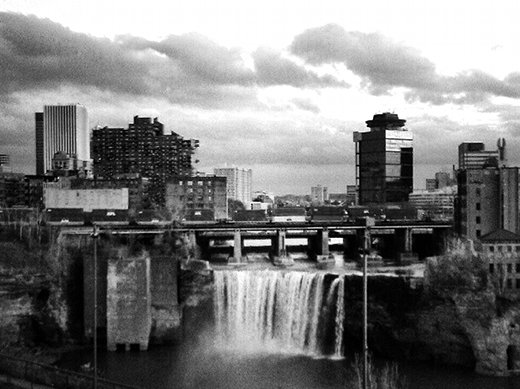 High Falls: Rochester, NY (Photo - A. Schmitt)