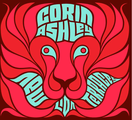Corin Ashley - New Lion Terraces