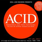 Recommended Album: Can You Jack? Chicago Acid and Experimental House 1985-95