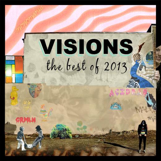 Episode 59 - Top 21 Albums of 2013