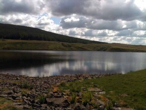 Glengavel Reservoir