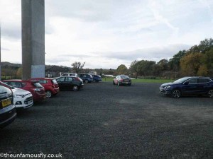 Car Park at Willowgate