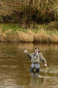 Graeme nets a Grayling