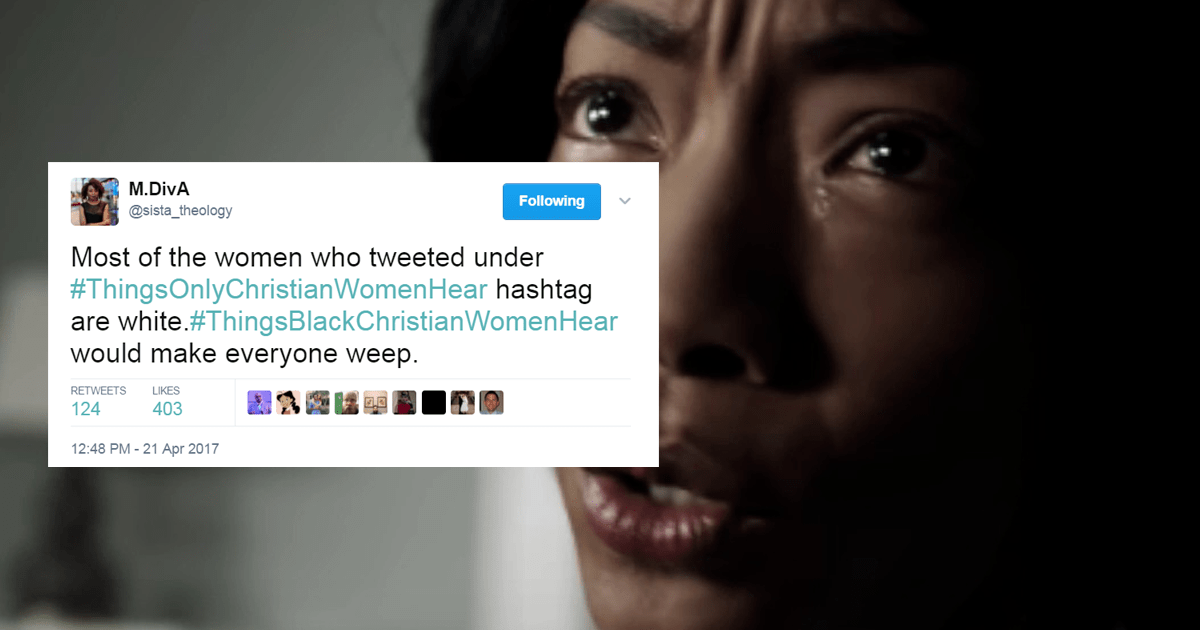 #ThingsOnlyBlackChristianWomenHear: Women Sound off on Twitter about Sexism & the Church