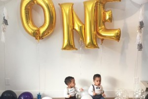 Twin Boys Playing- The Unfit Dad- Life