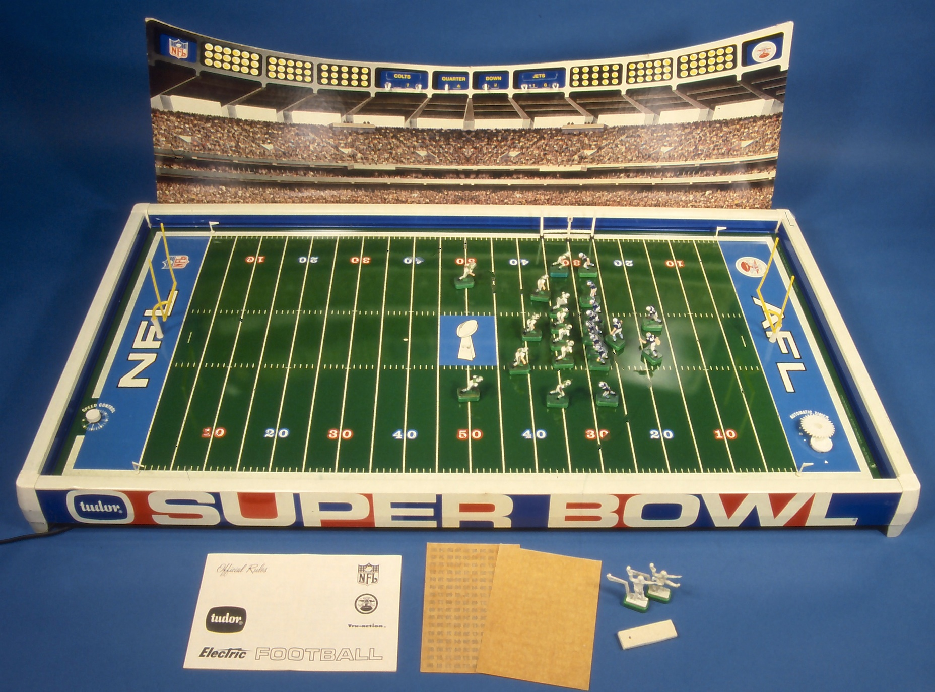 Vintage electric football game, jaime koeppe sexy