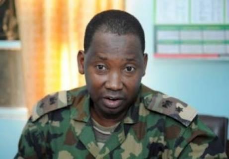 Sagir Musa, Army Spokesman