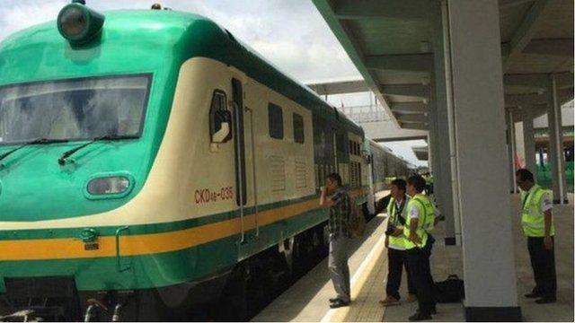 abuja kaduna train breaks down