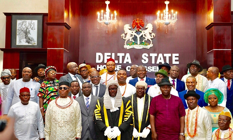 delta lawmakers