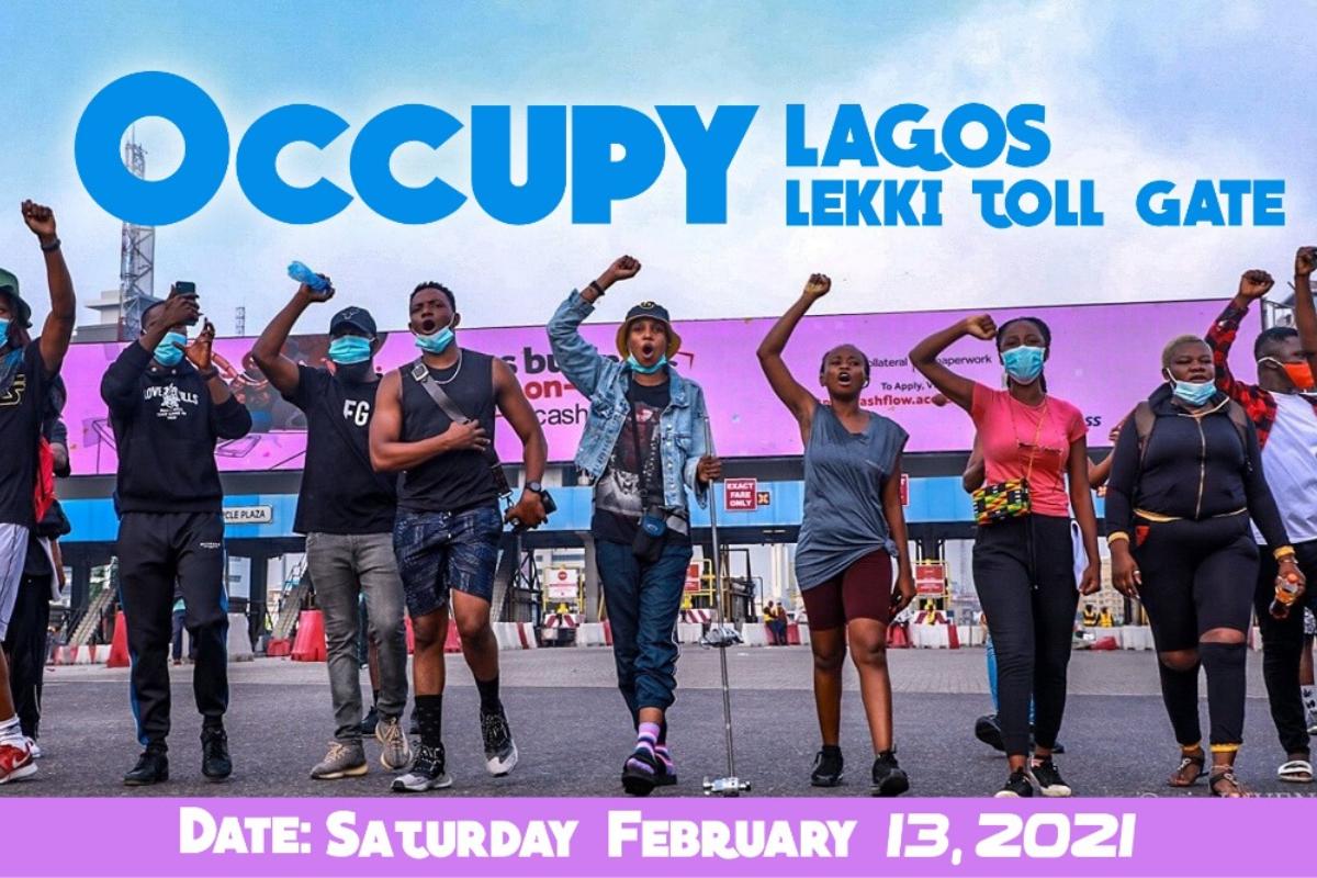 Occupy Lekki tollgate