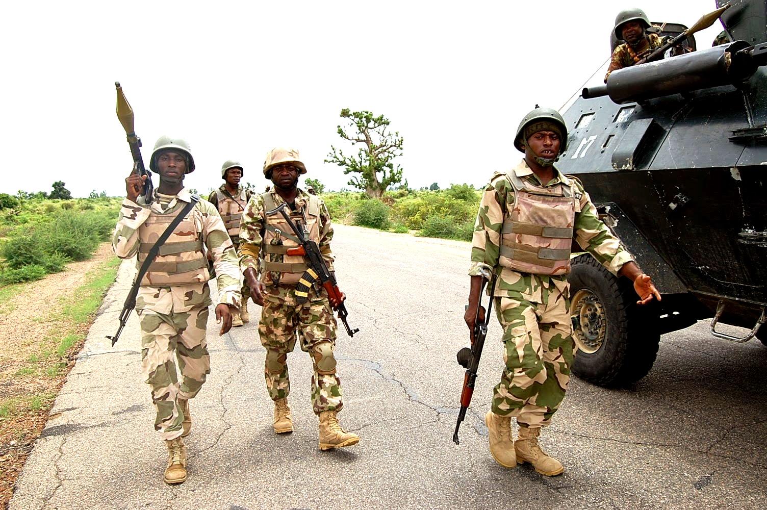 REPORT: Bandits Broke Into Five Flats At NDA (A Must Read)