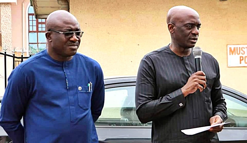 Ebie Spent 70 Million To Renovate Office Guest House