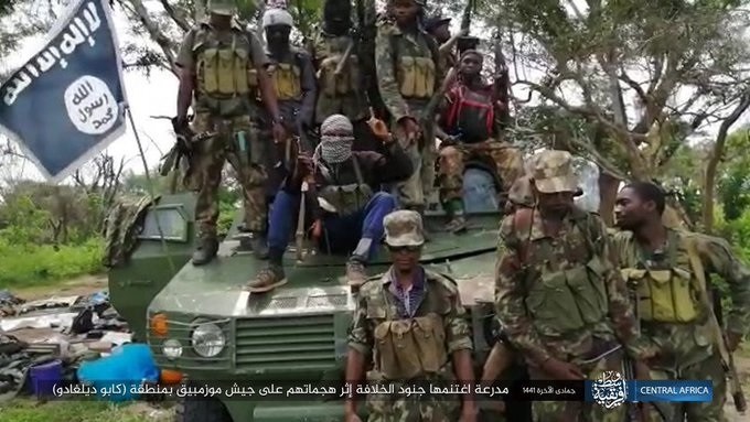ISCAP: How Islamic State Is Expanding In Central Africa