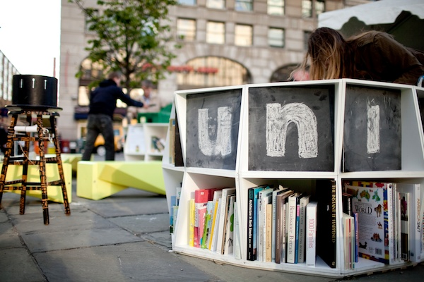 Volunteer with the Uni in NYC!