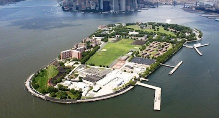 Brooklyn, New York, and Queens Public Libraries to launch an outdoor reading room on Governors Island with Uni Project