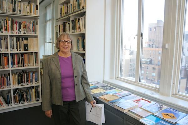 Erin Butler MAS librarian