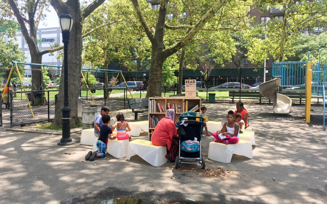 Please support the Uni in NYC Parks
