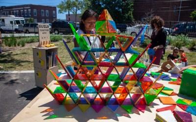 BUILD together in Astoria Heights Park