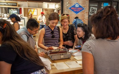 Highlights from DRAW and WRITE at Chelsea Market in 2019