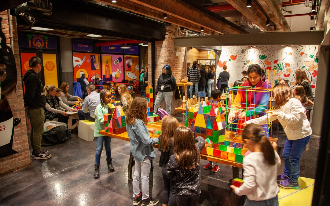 BUILD NYC comes inside for the winter—join us at Chelsea Market