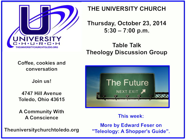 October 23 2014 Theology group