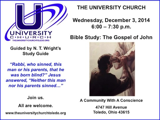 12.03.14 Bible Study