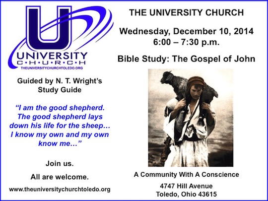 12.10.14 Bible Study