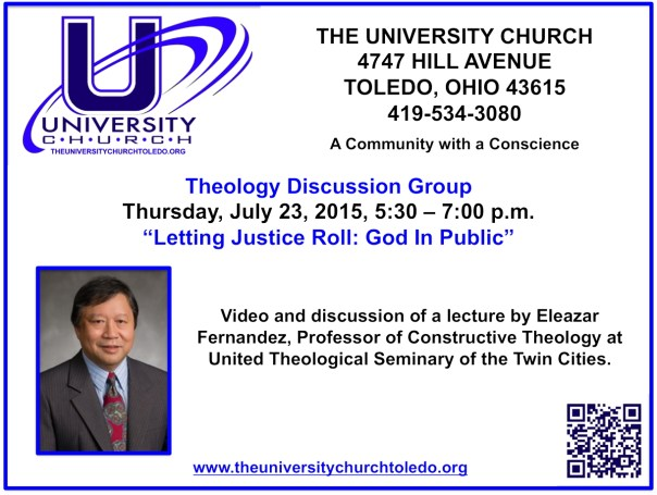 July 23 2015 Theology Group