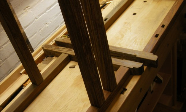 A Dedicated Sharpening Bench – part 5
