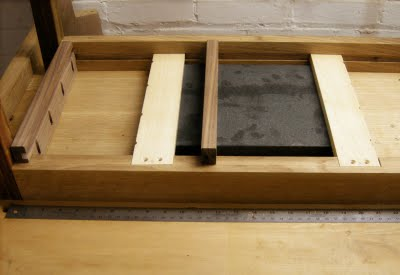 A Dedicated Sharpening Bench – part 6