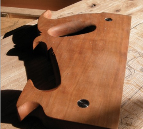 kerfing plane, the unplugged woodshop, Tom Fidgen, woodworking tools, handtools, woodworking,