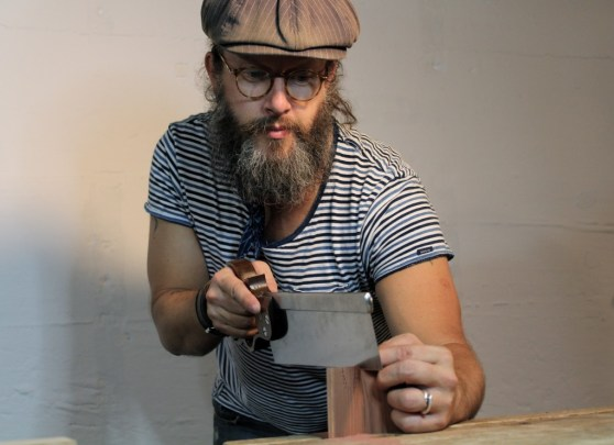 tom fidgen, the unplugged woodshop, an unplugged life, made by hand, woodworking, hand tools, DIY