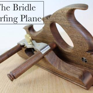 The Bridle Kerfing Plane
