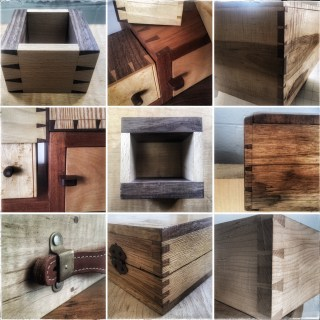 5 Day Box Making Course
