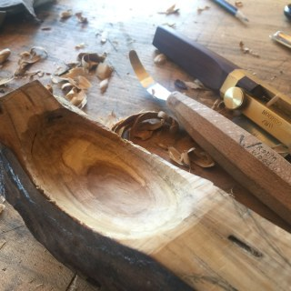 Episode 201 – Spoon ( Bowl ) Carving