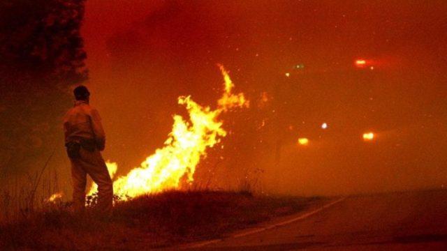 Gippsland fires