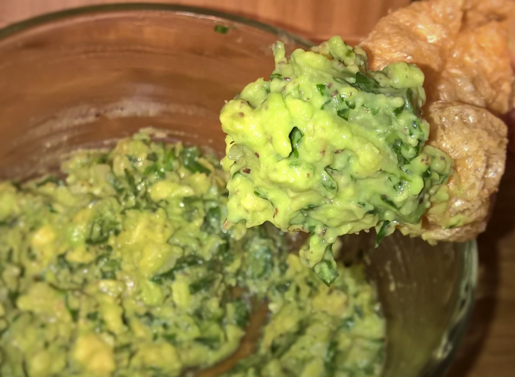 autoimmune paleo protocol aip low carb guacamole guac dip spinach cilantro lime snack chips crudite cucumber