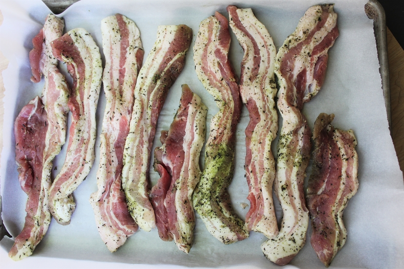 Homemade Uncured Bacon 5