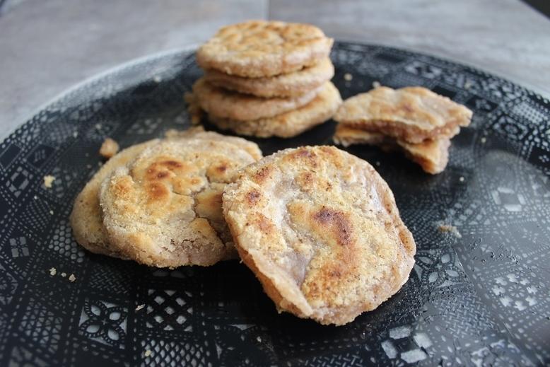 Flaky Flat Cassava Bread – AIP, Paleo