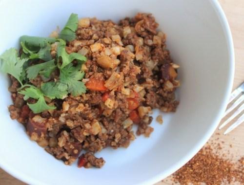 cajun paleo red beans rice